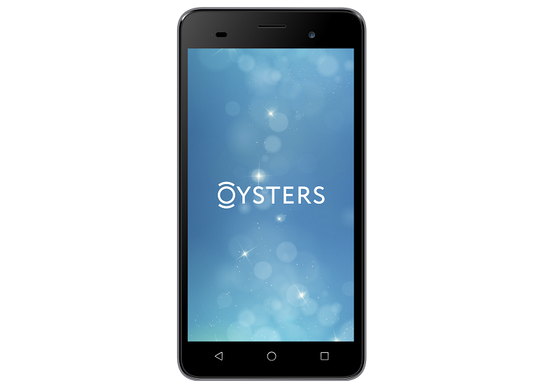 Смартфон Oysters Pacific E Grey