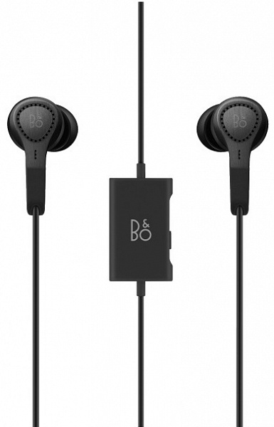 Наушники Bang & Olufsen BeoPlay E4, Black